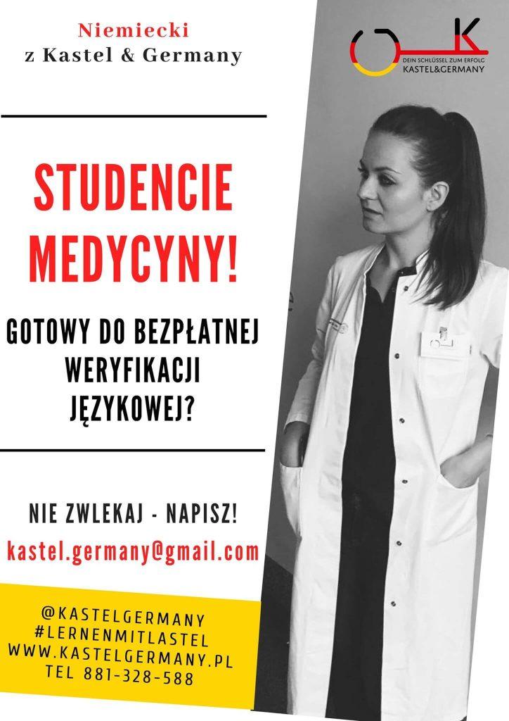 Weryfikacja poziomu - język niemiecki szkoła Wrocław